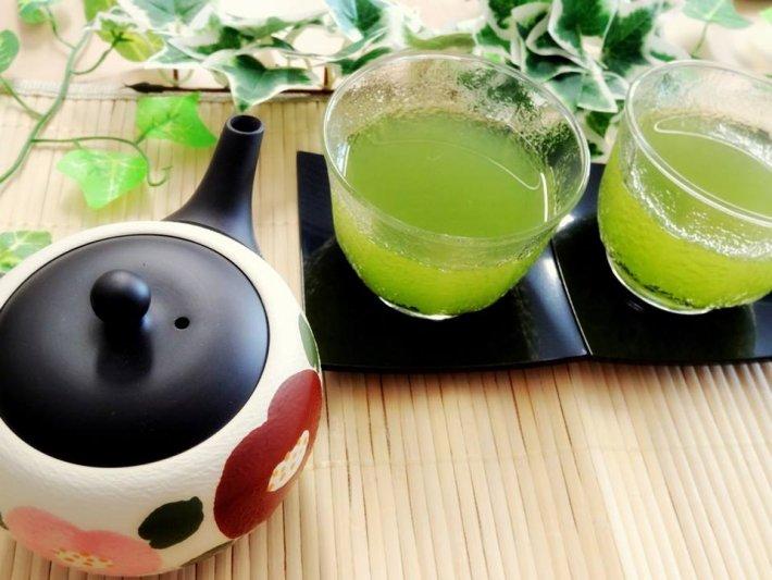 静岡 かめりあ 緑茶 冷茶