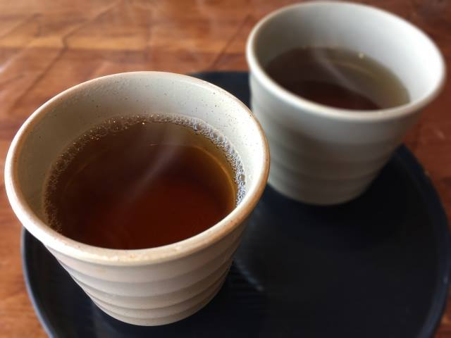 病 ほうじ茶 腎臓