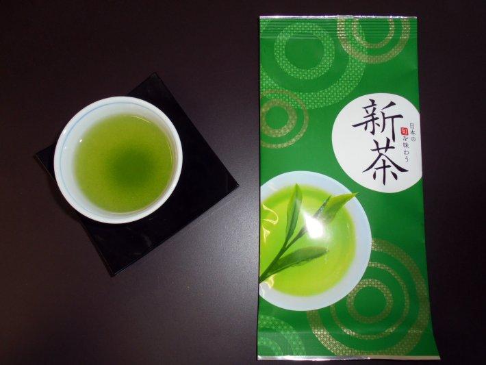 新茶100g