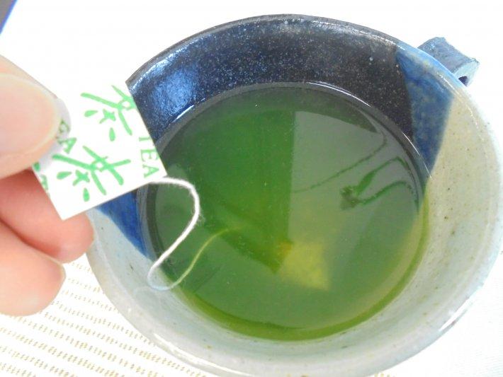 新茶ティーバッグ