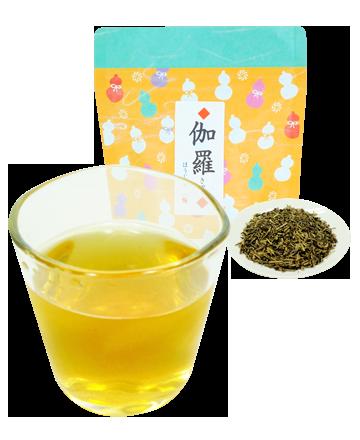 冷茶_伽羅