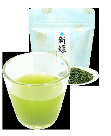 冷茶_新緑