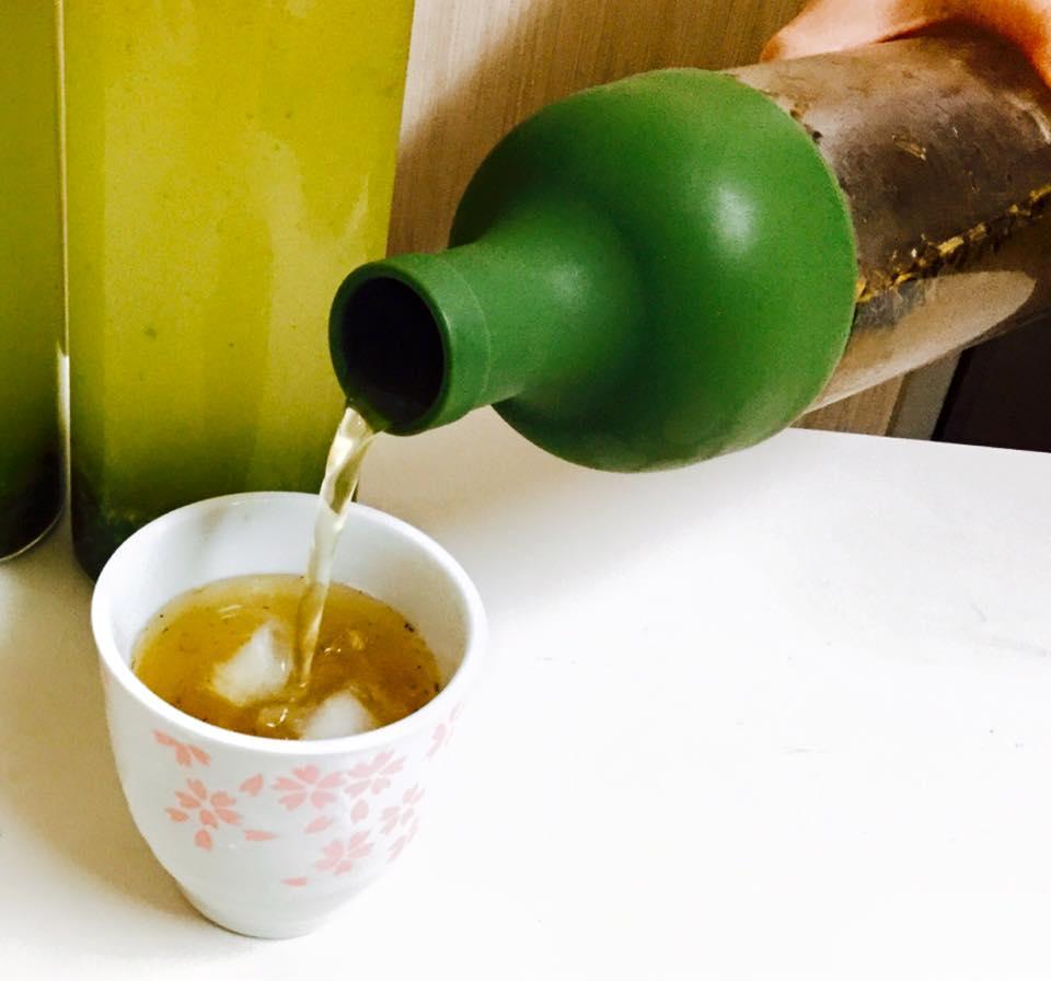 ほうじ茶 フィルターインボトル 冷茶