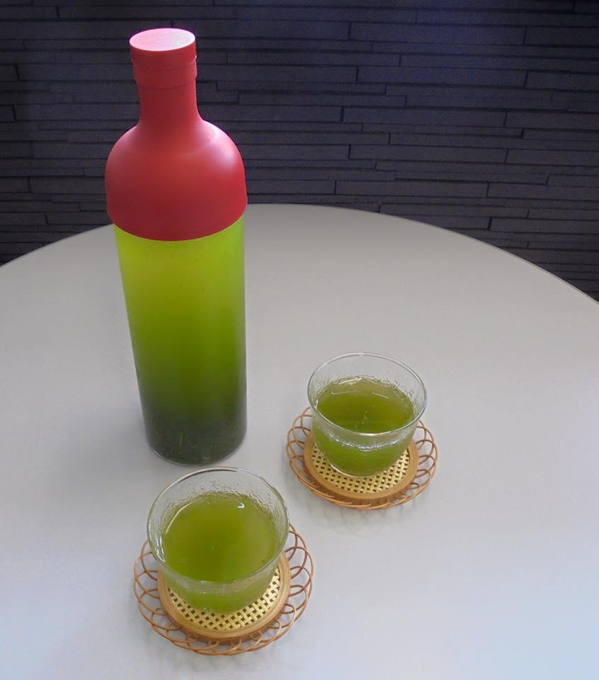 フィルターインボトル 冷茶 緑茶