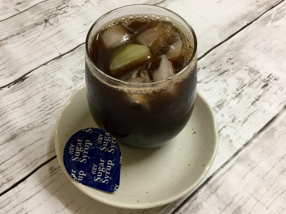 緑茶コーヒー