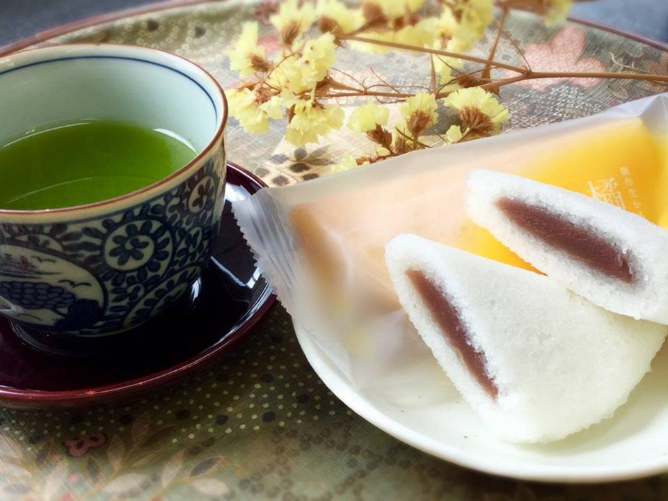 かるかん お茶請け かめりあ 緑茶