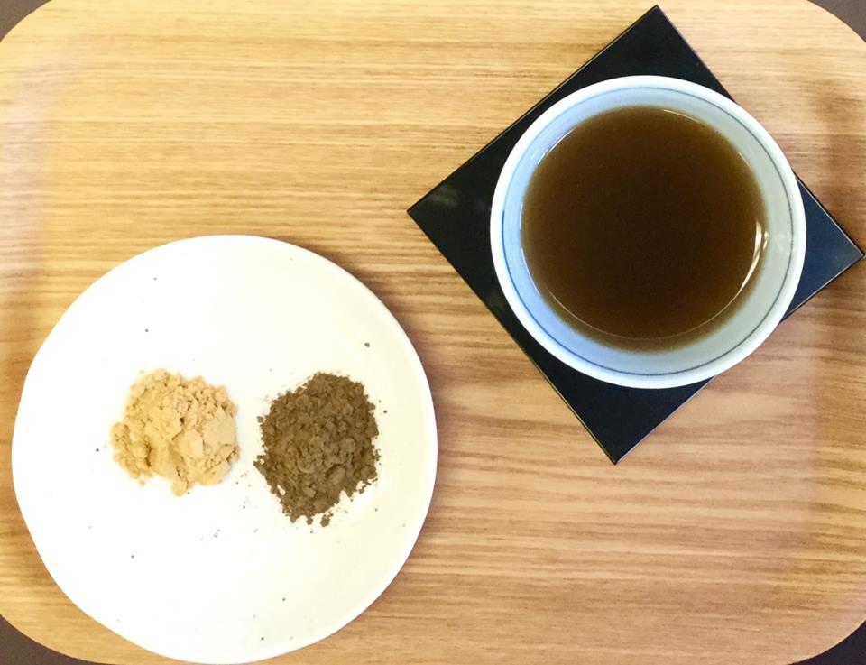 ほうじ茶 かめりあ 生姜 粉末茶