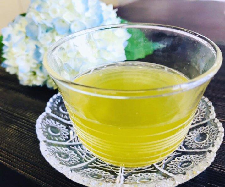 冷茶 緑茶 ビタミン ミネラル 水分補給