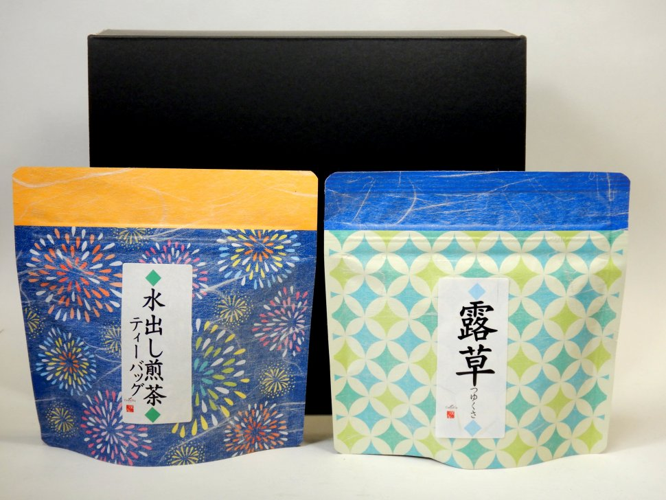 露草煎茶ギフト
