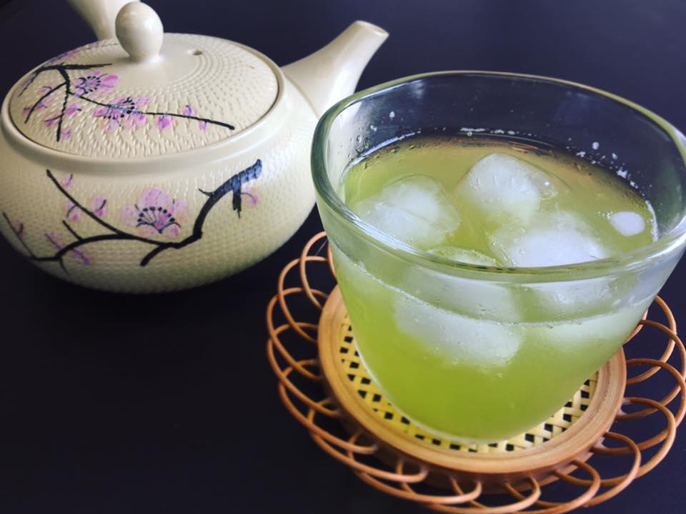 かめりあ 冷茶 氷水出し 緑茶