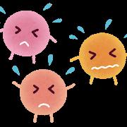 菌 細菌 風邪予防 インフルエンザ予防