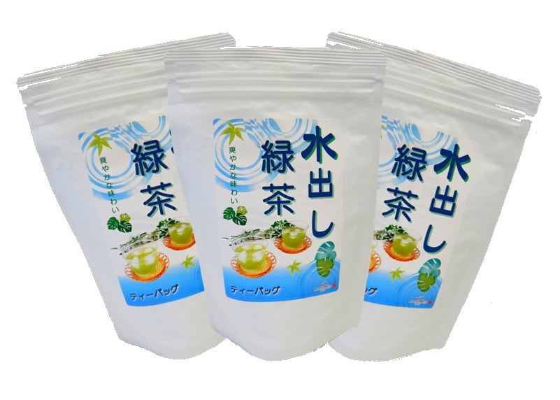 水出し緑茶3袋