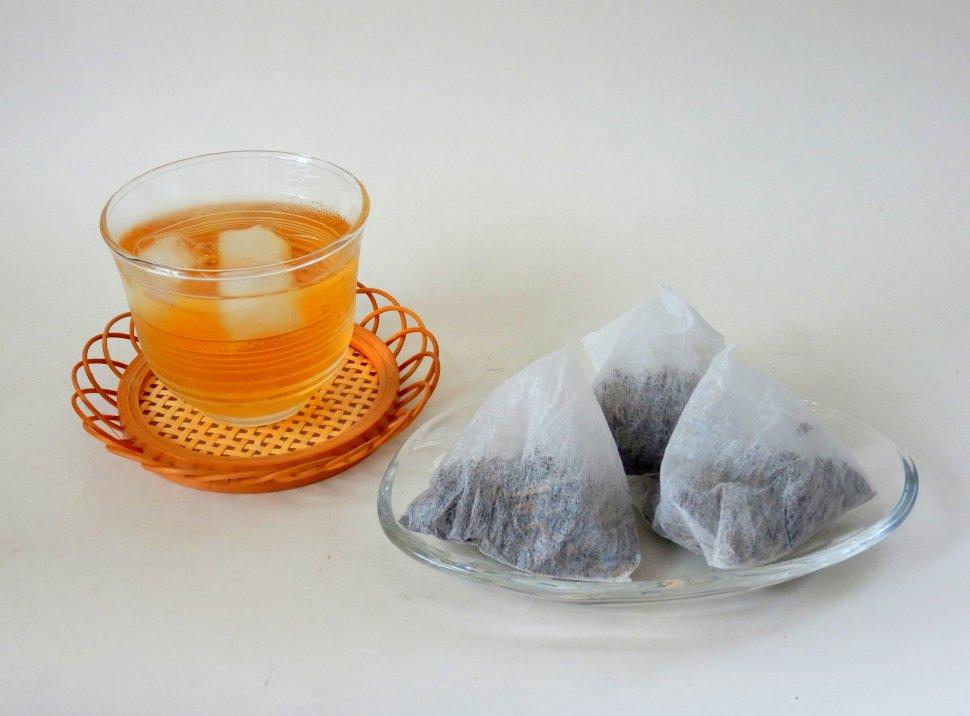 水出し焙茶ティーバッグ