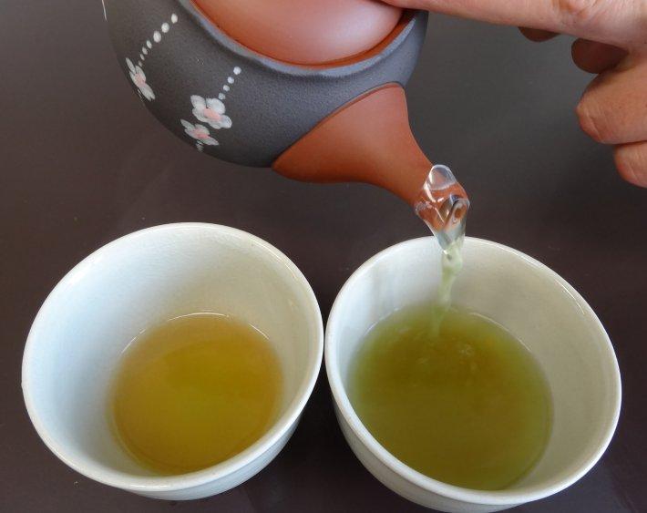 茶 淹れ方