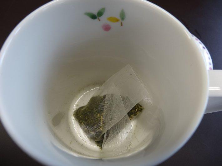 お茶淹れ方