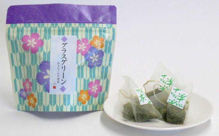 レモングラス緑茶