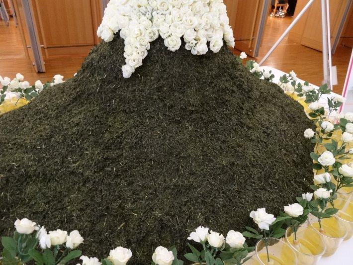世界お茶まつり2016富士山