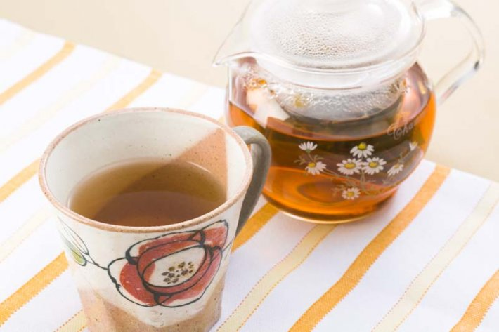 二十四種混合茶