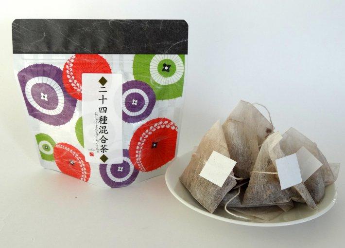 24種健康茶
